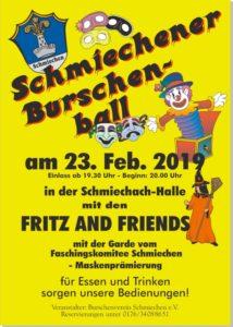 Burschenball 2019